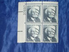 Frank Lloyd Wright 2 Cents Stamps Sheet of 4