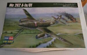 1:48 HobbyBoss Me 262 A-1a/U1