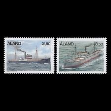 Aland 1997 - Ships Boat Transport - Sc 101,3 MNH