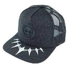 The Avengers Black Panther Hat Snapback Baseball Cap Unisex Adjustable Hats Gift