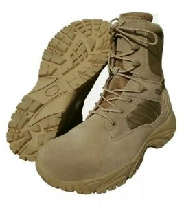 TACTICAL ASSAULT LEOPARD T15 BOOTS SIZE 6UK - 12UK  MILITARY Q169 VIBRAM SOLE