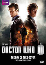 Doctor Who 50th Anniversary Special Day of The Dr BBC Gift David Tennant New