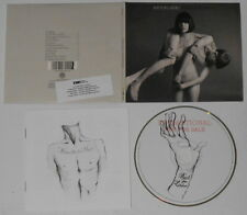 Bat For Lashes. The Haunted Man   U.S. promo label cd  digipak cover