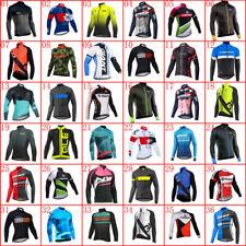 2020 Men cycling Jersey bike long sleeve shirt road bicycle tops racing clothing
