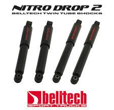 63-72 Chevy/GMC C10 Nitro Drop 2 Front/Rear Shocks for 4/5 Drop