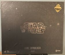 Hot Toys Sideshow Exclusive Luke Skywalker Bespin Outfit Dx07 1/6 Mib Deluxe