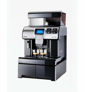 Saeco Aulika Office V2 Black coffee fully automatic, free shipping Worldwide