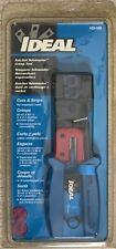IDEAL Ratchet Telemaster Crimp Tool IDI30-696 Brand New