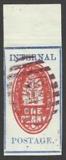 British Central Africa 1898 Internal Postage 1d red & blue used SG 56a £190