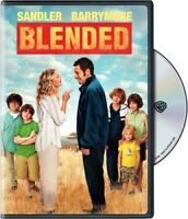Blended [New DVD] Full Frame, UV/HD Digital Copy, Subtitled, Ac-3/Dolb