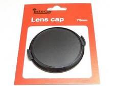 72mm Snap en Pinza Clip Plástico Lente Frontal tapa se ajusta las lentes Canon Olympus Pentax