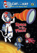 The Cat in the Hat Knows a Lot About That: Space Is the Place (DVD, 2014)