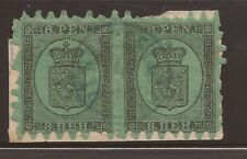 Finland 7, Used Pair on Paper, Scv $340.00