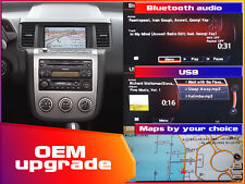 Nissan Navigation Murano Z50 great upgrade USB, BLUETOOTH AND ETC