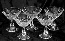 13 WATERFORD Crystal CHAMPAGNE-SHERBERT-COSMO-MARTINI Kenmare Pattern EUC