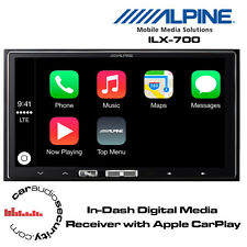Alpine ilx-700 - in-dash DIGITAL MEDIA RECEIVER con Apple CarPlay IPHONE STEREO
