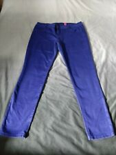 Ladies Skinny Jeans Size 16