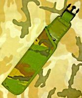 DPM CAMO KNIFE SHEATH / BAYONET FROG BRITISH ARMY