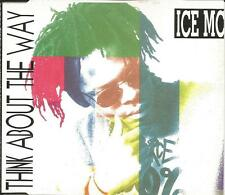 ICE MC Think About the Way 6TRX MIXES & CLUB & EXTEND AUSTRALIA CD single SEALED