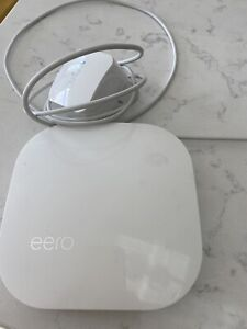 Eero Pro A010001 1st Generation AC Tri-Band Mesh Router - White- I Have 5