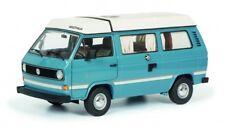 Schuco 450038000 VW T3a Westfalia Joker mit Faltdach blau 1:18 limitiert 1/1000