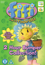 FIFI AND THE FLOWERTOTS - FIFI 2 HOUR BUMPER COLLECTION - DVD - REGION 2 UK