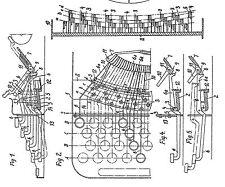 Vieja, antigua máquina de escribir...: Seidel & naumann (Erika): información a partir de 1901