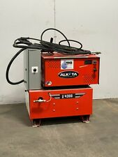 Used Alkota 4308 35 Gpm 3000 Psi Electric Hot Water Pressure Washer 3ph 460v
