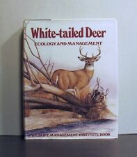 White-tailed Deer, Ecology and Management