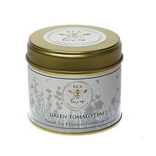 Bea Loves Natural Scented Soy Wax & Pure Beeswax 250g Candle: Green Tomato Leaf
