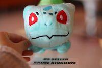 "USA Seller Pokemon 5"" Bulbasaur Kids Toy Soft Plush Stuffed Doll Animal W/ Tag"
