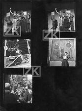 FREHEL Fête Foraine Manège Femme géante Planche-contact BRODSKY Photo 1949