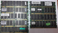 lotto banchi RAM pc133/266