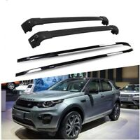 Aluminum for Land Rover Discovery sport 2015-2019 Roof Rack Cargo Side Rails