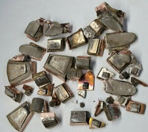SCRAP SILVER CONTACTS FOR SILVER RECOVERY 1 LB