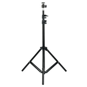1.6m adjustable tripod + mobile phone holder, suitable for live video and selfie