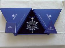 Swarovski Annual Editions 2007 Christmas Ornament (Snowflake/Star)