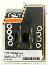 Harley 45 Model 30-52 Rear Axle Adjusters Colony 9628-2