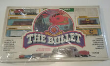 "BRAND NEW VINTAGE BACHMANN TRAIN SET ""THE BULLET"" HO SCALE"