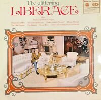 "LIBERACE - THE GLITTERING - 12""LP Vinyl Record"