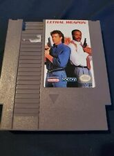 Lethal Weapon Nintendo NES Game Cartridge Only