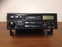 2001 HONDA ODYSSEY TAPE PLAYER/RADIO (39100-SOX-A110-M1) CT