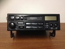 2001 HONDA ODYSSEY TAPE PLAYER/RADIO (39100-SOX-A110-M1) CT