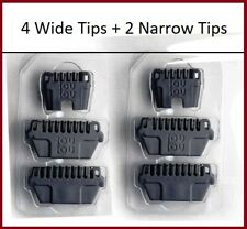 6 Replacement Hair Removal Thermicon Tips Blades for NONO Pro5 Pro3 8800