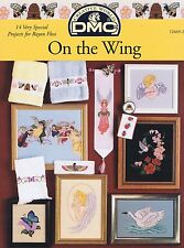 On The Wing Cross Stitch Chart DMC 14 Designs Of Things With Wings
