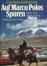 AUDI 100 Avant quattro - Pabel: AUF MARCO POLOS SPUREN. Expedition Seidenstraße.