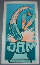 Pearl Jam Brad Klausen Copenhagen Poster Print Signed Numbered A/P 2007