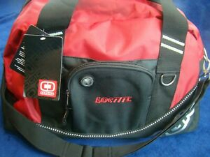 NWT Ogio Half Dome Red Duffle Bag