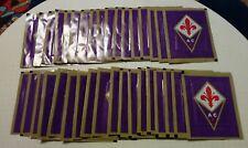 Lotto di 35 BustineFigurine ACF Fiorentina Nuove Piene