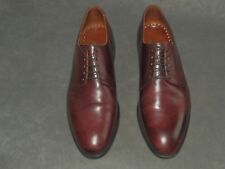 Allen Edmonds * Sutter * burgundy * made in USA * US 10,5 ~ 44,5 * kaum getragen